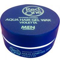 RedOne Aqua Hair Gel Wax Purple