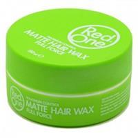 RedOne Matte Hair Wax Green