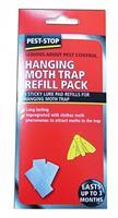 peststop PEST STOP PSHMTR3 Hanging Moth Trap Refill Navulset 3 stuk(s)