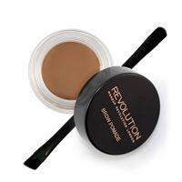 Makeup Revolution Brow Pomade Soft Brown - Lichtbruin haar.