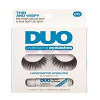 Thin And Whispy D12 & DUO Wimperlijm (2,5gr) Make-up Accessoire 1 st