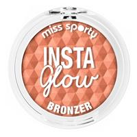 Miss Sporty Blusher instaglow 005 beaming peach 1 stuk