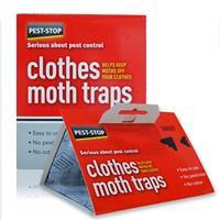peststop PEST STOP Clothes Moth Trap PSCMT Mottenval 2 stuk(s)