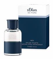 s.Oliver S. Oliver So Pure Men Eau The Toilette Spray