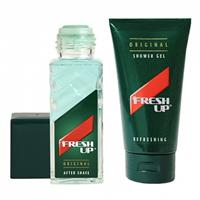 Fresh Up Cadeauset Douchegel 150ml + Aftershave Depper 100ml