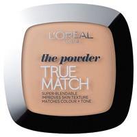 lorealparis Loreal Paris True Match Powder 9n Deep Neutral