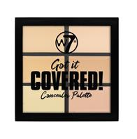 W7 Concealer Pallete - Got It Covered