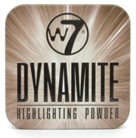 W7 Dynamite Highlighter Powder Tin - Big Bang 6g