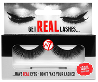 W7 Real Hair Lashes 01