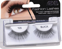Ardell Lashes Ardell Fashion - Kunstwimpers 105 Black