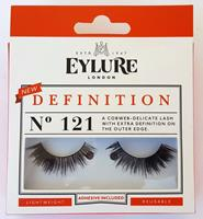 Eylure - Definition - Wimpers - Nr. 121-Zwart
