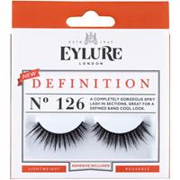 Eylure - Definition - Wimpers - Nr. 126-Zonder kleur