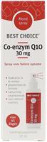 Best Choice Co-enzym Q10 30mg Spray