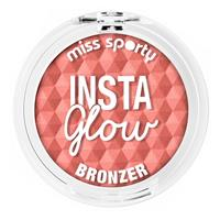 Miss Sporty Blush instaglow 003 flushed pink 1 stuk