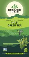 Organic India Thee Tulsi Green Tea Classic