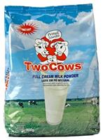 Two Cows Volle Melkpoeder