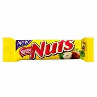 Nuts Chocolade reep