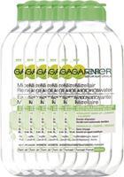 Garnier Skin Naturals Micellair Reinigingswater Gevoelige En Gemengde Huid Voordeelverpakking