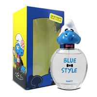 The Smurfs Eau de Toilette Spray - Blue Style Vanity 50 ml