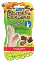 PureDerm Foot Scrub Walnut - 25ml
