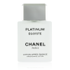 Chanel Platinum Egoïste aftershave lotion - 100 ml