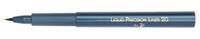 John van G Eyeliner liquid precision blue 020 1 stuk