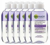 Garnier Skin Naturals Oogreinigingslotion 2 In 1 Waterproof Make-up Voordeelverpakking