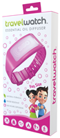 TravelWatch Kids Pink Sunset
