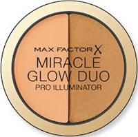 Max Factor Highlighter miracle glow duo 30 deep 1 stuk