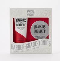 Hawkins & Brimble Shaving Giftset