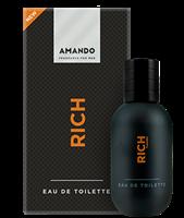 Amando Eau De Toilette Rich