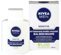 Nivea Aftershave Balsem Men - Balsem Sensitive 100 ml