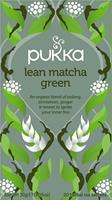 Pukka Lean Matcha Green Thee