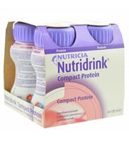 Nutricia Nutrinidrink Compact multi fibre aardbei