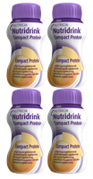 Nutridrink Compact Protein Tropical-Gember 4x125ml