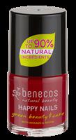Benecos Nagellak Vintage Red