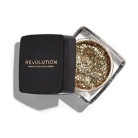 Makeup Revolution Glitter Paste Power Hungry - Champagne goud.