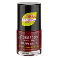 Benecos Nagellak Cherry Red
