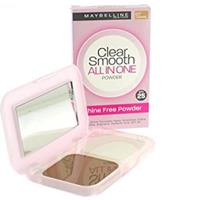 Maybelline Maybeline Clear Smooth - All In One Poeder 07 Caramel - SPF 25