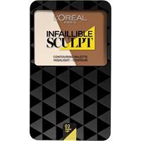 Loreal L'Oréal Paris Infallible - 300 Medium - Sculpt Palette