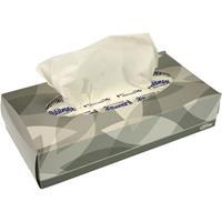 Kleenex Facial tissue Dispenser doos. 2 laags (pak 100 stuks)