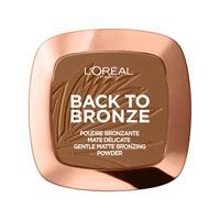 L'Oréal Matte Bronzing Powder - Back To Bronze 9g
