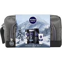 "Nivea GP Traveler Set"" Shower Rock Salts 250ml"""