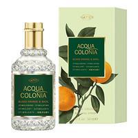4711 Acqua Colonia Blood Orange And Basil Eau De Cologne Natural Spray Vrouw