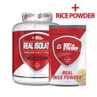 body&gymshopnutrition Body & Gym Shop - Real Isolate