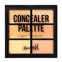 Barry M Concealer Palette Light - Medium