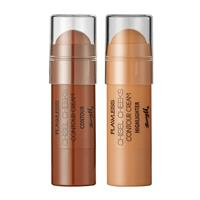 Barry M Cosmetics Chisel Cheeks Contour Cream Sticks