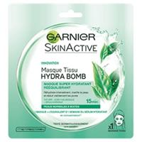 Garnier Skin Active Hydra Bomb Ultra Hydraterend & Regulerend Skin Active Tissue Masker Gemengde Huid - Gezichtsverzorging (Ex)