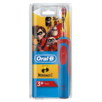 Oral-B Elektrische Tandenborstel Kids Stages Power - The Incredibles