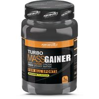 performancesportsnutrition Performance Sports Nutrition Turbo Mass Gainer Banaan (1000g)